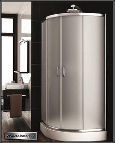 Cabina dus semirotunda Nigra cu sticla mată, 90 x 90 cm Storage Cabinets, Tall Cabinet Storage, Modern, Furniture, Home Decor, Cabins, Trendy Tree, Decoration Home, Room Decor