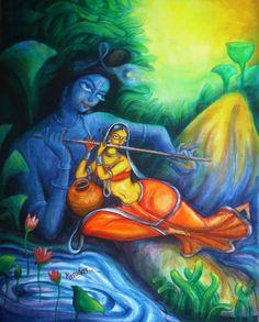 Krishna radha