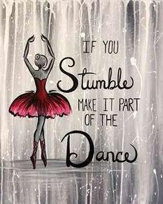Part of the Dance #motivationaldancequotes