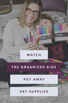 Getting kids to put away their art supplies doesn't have to be tricky! Simply create an art cart and store items on each of the tiers of the cart. By keeping items organized on an art cart, they are able to get creative and stay tidy! Art Cart, As You Like, Art Supplies, Organize, My Life, How To Get, Organization, Feelings, Creative