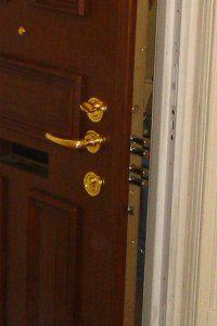 7 Best Steel Door covered in Luxury Wood images in 2012