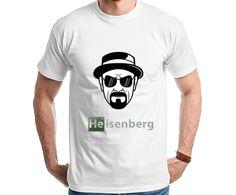 HEisenberg T-shirt / Camiseta Heisenberg