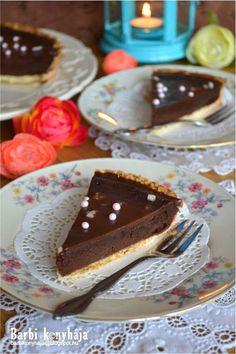 Barbi konyhája: Csokoládés pite