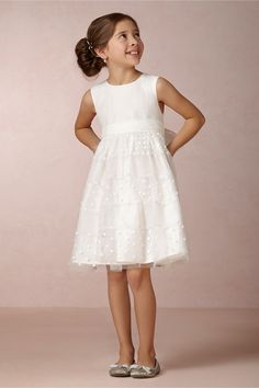 Luca Dress in Bridal Party & Guests Flower Girls at BHLDN
