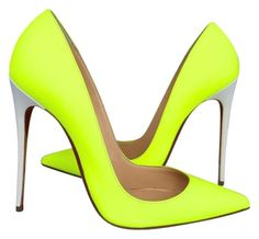 Christian Louboutin Bicolor Fluo So Kate 120 36.5 Yellow Pumps. Get the must-have pumps of this season! These Christian Louboutin Bicolor Fluo So Kate 120 36.5 Yellow Pumps are a top 10 member favorite on Tradesy. Save on yours before they're sold out!