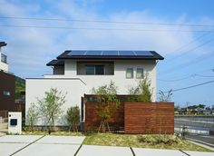外観 Architecture Details, Fence, Exterior, Japan, Doors, Garden, Outdoor Decor, House, Home Decor