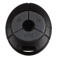 3 Rubber Button Remote Key Fob Case Shell Part for MG Rover 25 35 ZT ZR ZS