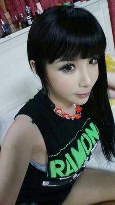 2NE1 Park Bom LINE Come visit kpopcity.net for the largest discount fashion…