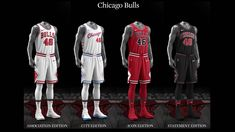 Five experts rank the NBA's new uniform designs.