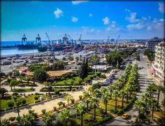 Latakia - The Port