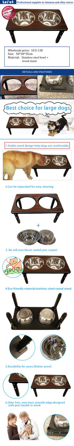 Lepetco is a wholesale manufacturer of non-slip stainless steel and melamine slow feed dog bowl with reasonable price for 7 years. We are looking for worldwide partner and wholesalers Any interest and more details,please check: www.lepetco.com Best Regards Lepet Family Mail:sales01@lepetco.com Tel: 86-022-28424860 Elevated Dog Bed, Elevated Dog Bowls, Chain Link Dog Kennel, Dog Feeding Bowls, Raised Dog Beds, Pet Cooling Mat, Hammock Cover, Stainless Steel Dog Bowls, Cat Litter Mat