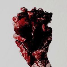 """""""He gave us his... His broken heart"""""""