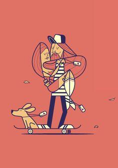 Foot Locker Ad Campaign by Ale Giorgini