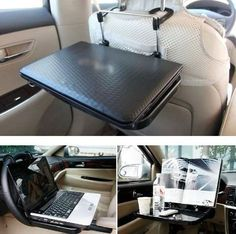 Hearty 1pc Black 100% Brand New And High Quality Multi-function Car Steering Wheel Table Desk Dining Table Tray For Ipad Laptop Automobiles & Motorcycles Drinks Holders