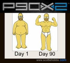 How can I not be inspired by my Home Boy Simpsons results!?!?!?!