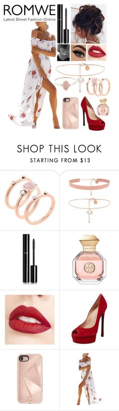 """Untitled #356"" by telephone55 ❤ liked on Polyvore featuring Michael Kors, Chanel, Tory Burch, Jouer, Casadei and Rebecca Minkoff"