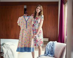 A dress a day keeps the blues away!   Cath Kidston Autumn Winter 2016  