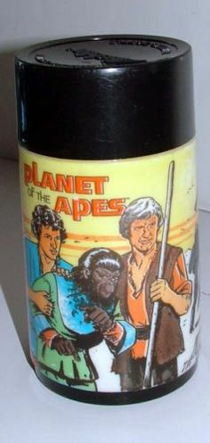 ALADDIN PLANET OF THE APES THERMIS IN EXCELLENT CONDITION