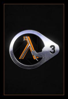 Half-Life 3 Teaser Poster by EspionageDB7