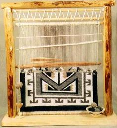Navajo People | beauty to navajo weaving navajo weavings are many things to people ...