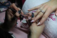 #artnails #nails #semilac #show #akademiasemilac