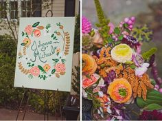 Fabulous DIY stationery at backyard wedding featured on Pocketful of Dreams