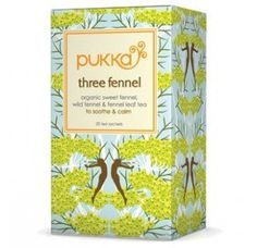 Pukka Tea  Organic Three Fennel Tea *** See this great product. Note: It's an affiliate link to Amazon.
