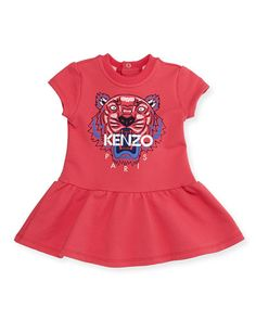 25217edc4c20 Sizes 0-24 Months Baby Girl Clothes at Bergdorf Goodman. Kenzo CapBright ...