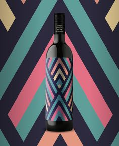 Motif Wine.  Designed by Kristina Bartosova of EN GARDE Interdisciplinary, Austria & Germany.