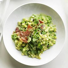 Pasta and Peas From Better Homes and Gardens, ideas and improvement projects for your home and garden plus recipes and entertaining ideas.
