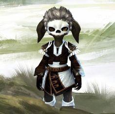 N'est-il pas mignon ce nécromant asura de Guild Wars 2 ? http://www.les-rpg.com/guild-wars-2-secrets-classes-video/