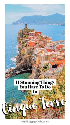 Things To Do In Cinque Terre, Italy (1)
