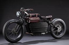 ItalJet electric bike #motorcycles #bobber #motos | caferacerpasion.com