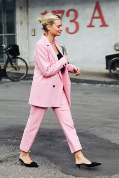 Pink outfit ideas