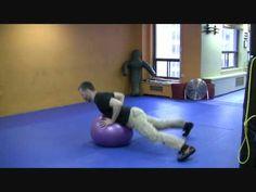 Systema Swiss Ball Drills