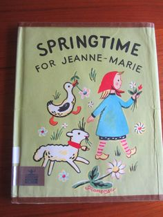 Springtime For Jeanne-Marie by Francoise Seignobosc
