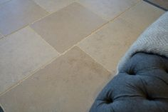 Clair Valmy is a beautiful tile with subtle tones varying from bone through to ivory and will look stunning in any living space. Flagstone Flooring, Limestone Flooring, Natural Stone Flooring, Honey Colour, Tile Floor, Living Spaces, Tiles, Ivory, French