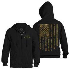 Grab your favorite black camo flag shirt, now in a zip hoodie! This awesome design is now available in a Cotton, Polyester zip hoodie for the cooler weather! Outfits For Teens, Cool Outfits, Casual Outfits, Oversized Hoodie Outfit, Sewing Men, Sewing Clothes, Men Clothes, Grunt Style, Country Style Outfits