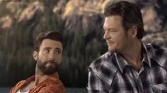 Adam Levine and Blake Shelton - Reunited - The Voice Season 5 - Video