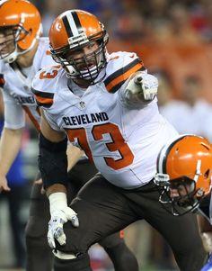 Joe Thomas, Cleveland Browns                              …                                                                                                                                                                                 More