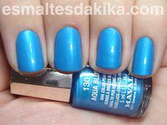 Esmalte Aqua Blue da Mavala
