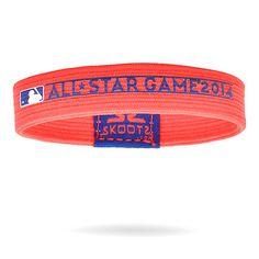 MLB 2014 All-Star Game Skootz Bracelet - Red - $7.99