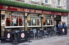 Milnes of Rose Street Pub - Edinburgh
