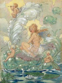 """""""The Love Ship"""" ~ Harold Gaze, 1930"""