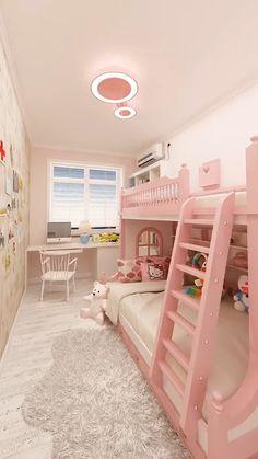 Indian Bedroom Decor, Bedroom Decor For Teen Girls, Beds For Girls, Diy Bedroom Decor, Home Decor, Kids Bedroom Designs, Room Design Bedroom, Home Room Design, Small Room Design