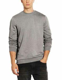 Crosshatch Mathers Homme Contraste Manches T-shirt à encolure ras-du-cou
