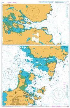 British Admiralty Nautical Chart 2770: Scotland - West Coast - Outer Hebrides, Sound of Barra. South Uist - Loch Boisdale