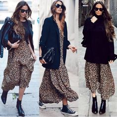 winter outfits street style Printed Left, Center or Right Mode Outfits, Fall Outfits, Casual Outfits, Fashion Outfits, Womens Fashion, Fashion Trends, Casual Clothes, Sneakers Fashion, City Outfits