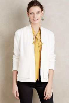 Anthropologie Montreal blazer: http://www.stylemepretty.com/living/2016/03/24/the-cutest-spring-coats-at-every-price/: