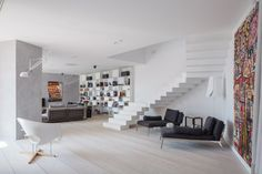 G House in Bucharest Celebrating Relaxation and Social Interaction - http://freshome.com/g-house-in-bucharest-celebrating-relaxation-and-social-interaction/